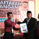 Sah, KPU Tetapkan Dedy-Jumadi Sebagai Walikota dan Wakil Walikota Terpilih