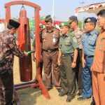 TNI Masuk Desa Tahun 2018 Sasar Pavingisasi Kelurahan Pesurungan Lor