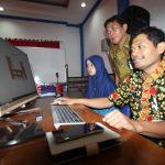 Disnakerin Luncurkan Pembuatan Kartu Kuning Berbasis  Aplikasi Online
