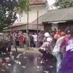 Simulasi Pemilu 2019, Tiga Anggota Polres Tegal Terluka Digigit Anjing K9