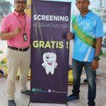 Hari Pelanggan Nasional, BPJS Ketenagakerjaan Gelar Screening GiGi Gratis