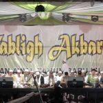 Ribuan Warga Do'a Awal Tahun Bersama Para Habaib di Alun – Alun Kota Tegal