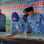 Plt. Wali Kota Meminta Tenaga Kesehatan Mengunakan Rasa Dalam Melayani Masyarakat