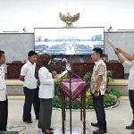 DPRD Kabupaten Tegal PAW Anggota Yang Meninggal Dunia