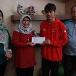 Atlet Asian Para Games Asal Tegal, Banyu Tri Mulyo Faih Perak dan Perunggu Cabor Tenis Meja
