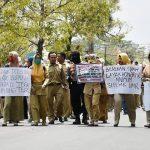 Guru Honorer Unjuk Rasa, Ini Tanggapan DPRD Kabupaten Tegal