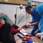 Pertahankan Tas Dari Sergapan Jambret, Wanita Terluka