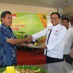 Resmi Dibuka Festival Kuliner Tegal 2019