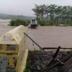 Jembatan Kali Kumisik Ambruk, Pemkab Tegal Siapkan Penanganan Darurat