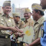 Kota Tegal Raih Paritrana Award