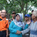 Longsor Di Desa Kajen, Pemerintah Kabupaten Tegal Akan Relokasi 20 Rumah Warga