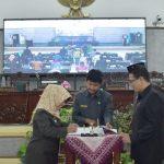 DPRD Kabupaten Tegal Bersama Bupati , Fokus Atasi Tiga Masalah ini