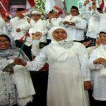 Jaringan Kiai dan Santri Nasional Deklarasikan Dukungan Paslon Jokowi- Ma'ruf di Kabupaten Tegal
