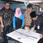 TBM Sakila Kerti Buka Cabang di Jalan Ternate Kota Tegal