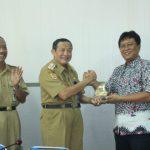 Pemkot Tegal Terima Kunjungan Kerja Komisi B DPRD Kota Semarang