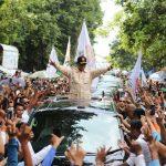Orasi Politik Sudirman Said Buka Kampanye Prabowo di Tegal
