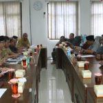 Sinkronisasi Arah Pembangunan Daerah, Pemkot Tegal RDP Dengan DPRD