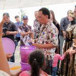 Walikota Tegal Resmikan Muarareja Indah Festival