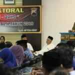Pengamanan Hari Raya Idul Fitri 2019, Polres Tegal Kota Gelar Rakor Lintas Sektoral