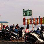 Dikenal Murah dan Ramah , Pantai Muarareja Indah Diserbu Wisatawan