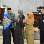 Gelar Halal Bihalal, Pimpinan Dewan Jaga Kekompakan Eksekutif-Legislatif