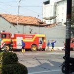 Ditinggal Liburan, Garasi dan 2 Unit MObil Ludes Dilalap Api