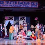 Jadi Wakil Jawa Tengah, Teater RSPD Tegal Raih Juara Umum Parade Teater Daerah 2019