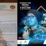 Surat PC GP Anshor Kota Tegal Keberatan Dengan Hanan Attaki Beredar di Medsos