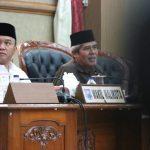 DPRD Kota Tegal Berikan Kesempatan Walikota Jawab Pandangan Umum Fraksi