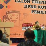 KPU Tunda Penetapan Caleg Terpilih Kota Tegal, Ini Penyebabnya