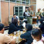 """Mangkal Di Jalan Lingkar Slawi ,Sembilan PSK """"Digaruk"""" Petugas Satpol"""