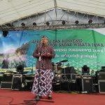 Jambore Pokdarwis Se Jateng di Purbalingga, Sinung Berharap Sinergi Dengan DPR