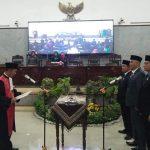 Pimpinan DPRD Kabupaten Tegal Dilantik, Agus Salim Resmi Jabat Ketua