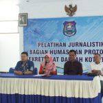 Pelajar SMA SMK MA Ikuti Pelatihan Jurnalistik